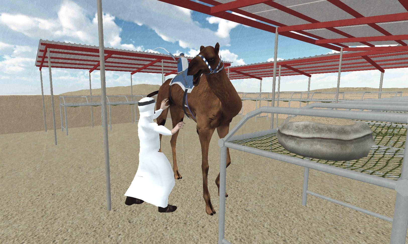 Camel Charachter